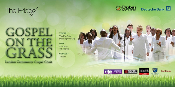 ChoirFest Middle East Presents Gospel on the Grass