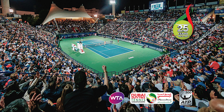 Dubai Duty Free Tennis Championship (Women's Week Prime A and Prime B)