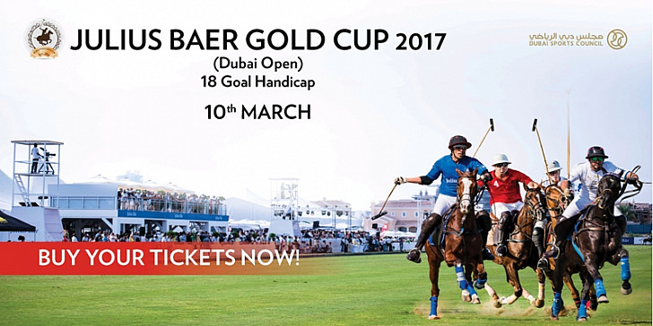 Julius Baer Gold Cup 2017