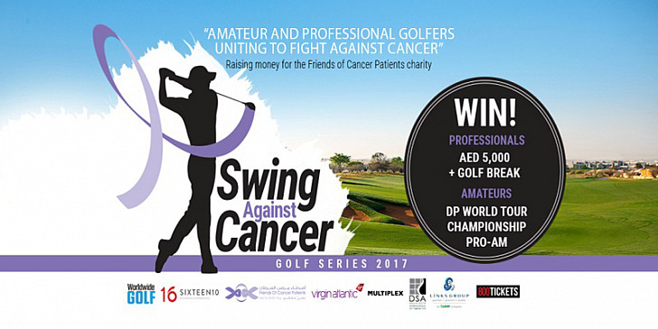 Swing Against Cancer Golf Series - Els Club Open