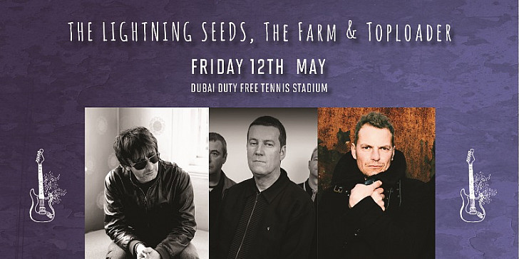 The Lightning Seeds, The Farm & Toploader
