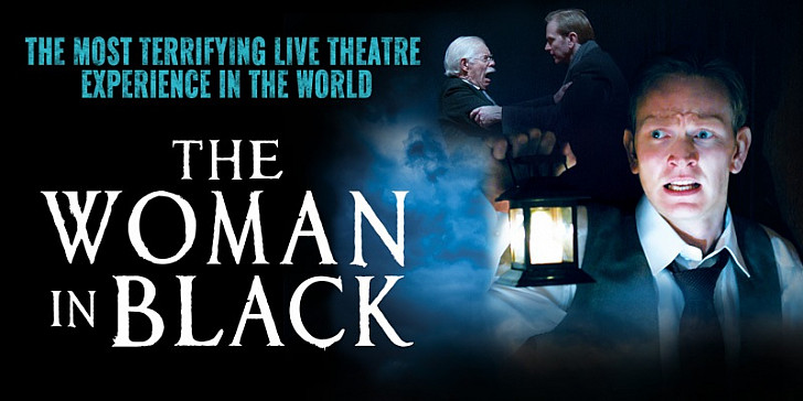 THE WOMAN IN BLACK (Matinee)