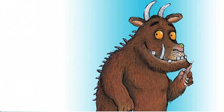 The Gruffalo (2:00pm)