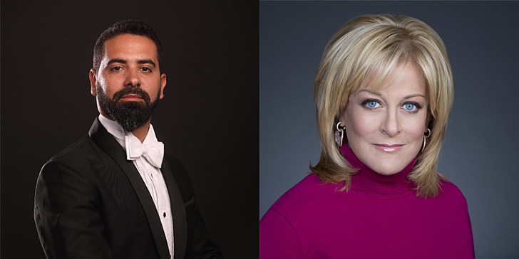 Opera in Concert: Deborah Voigt and Bechara Moufarrej