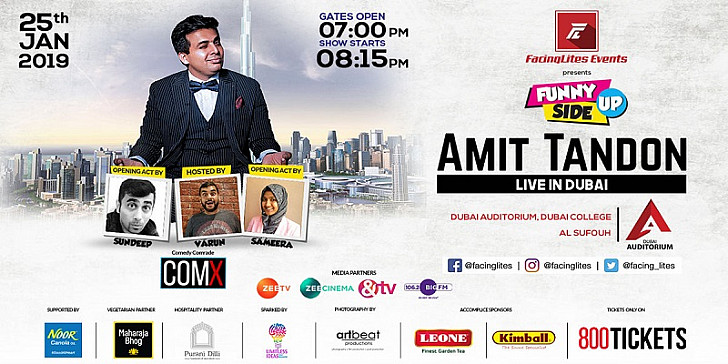 Funny Side Up - AMIT TANDON