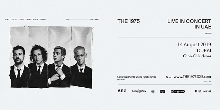 The 1975 - Live in Dubai