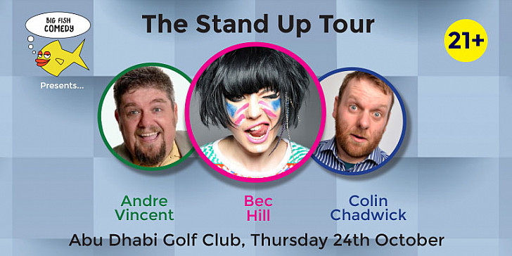 THE STAND UP TOUR