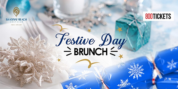 Festive Brunch at Saadiyat Beach Golf Club