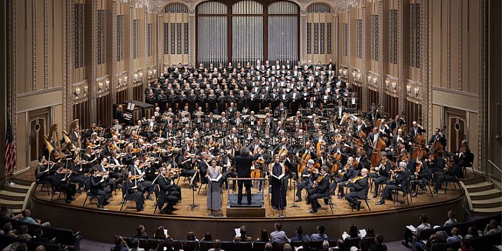 The Cleveland Orchestra with Sir Simon Keenlyside, conducted by Music Director, Franz Welser-Möst