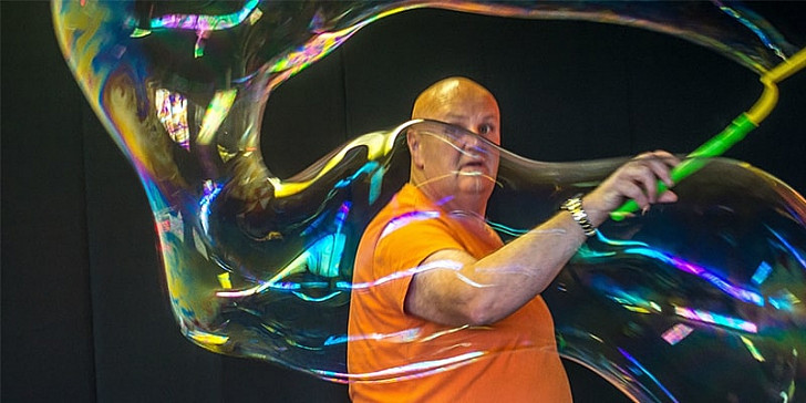 The Fantabulous Bubble Show