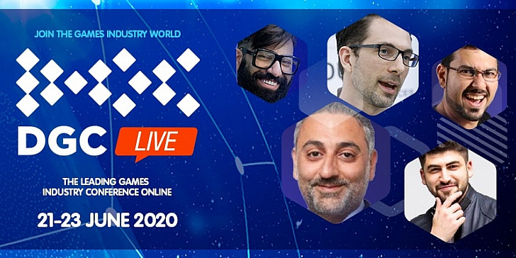 DGC DUBAI - Digital Games Conference