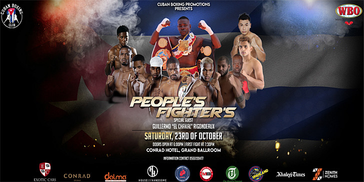 People's Fighter
