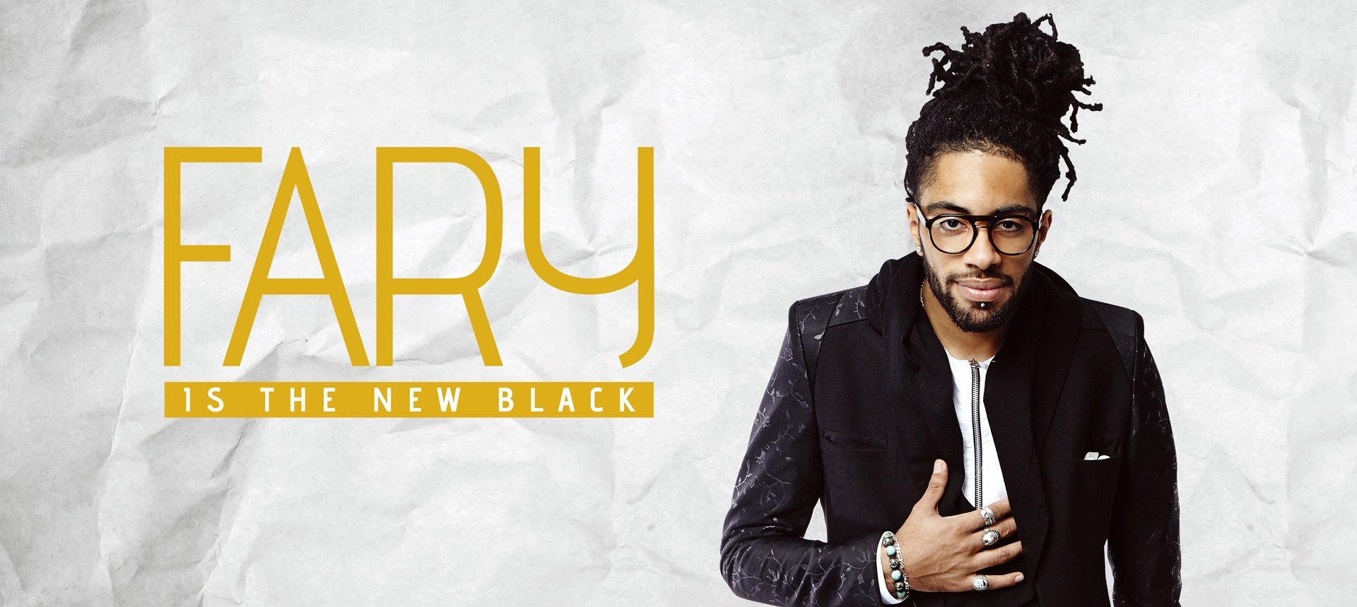 Fary - Is The New Black