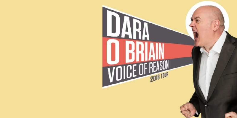 DXBLaughs: Dara O'Briain Voice Of Reason