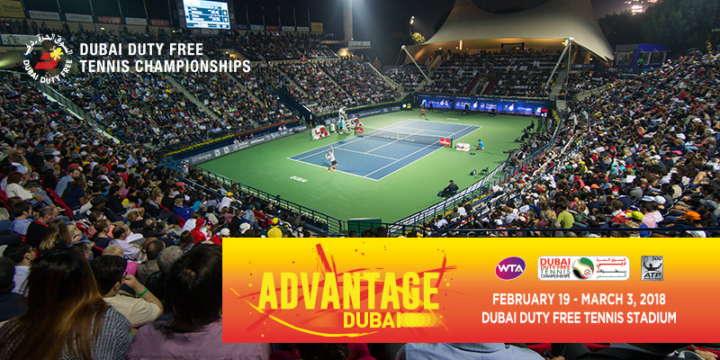 Dubai Duty Free Tennis Championships (Men's Week Prime A Season Tickets)