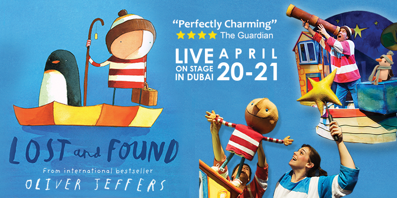 Lost & Found Live on Stage (04:30 PM Show)