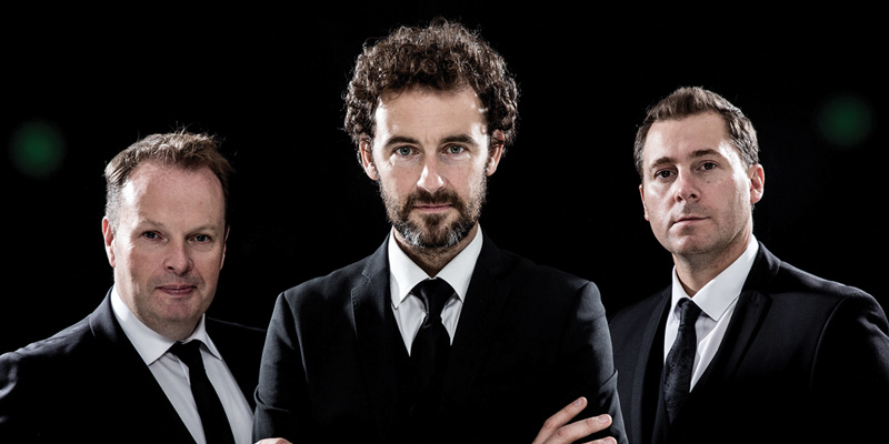 The Celtic Tenors live in concert