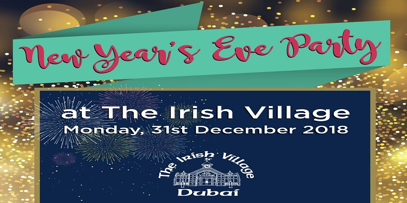 NEW YEAR'S EVE at The Irish Village