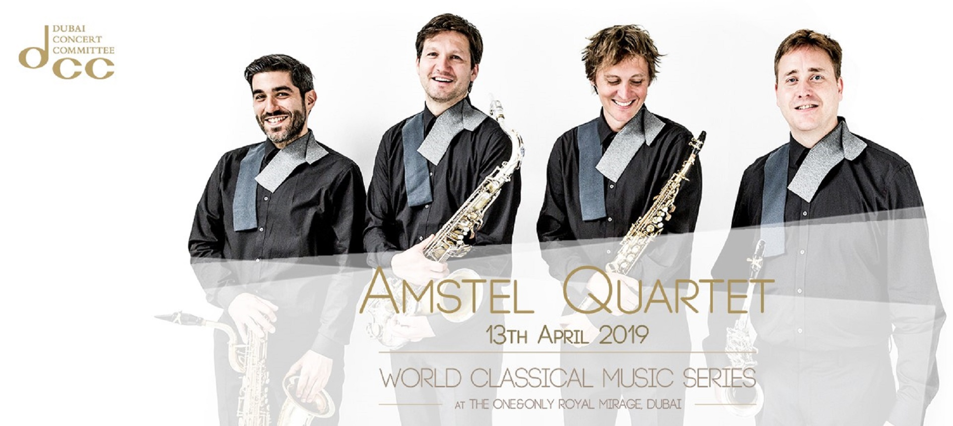 World Classical Music Series - AMSTEL QUARTET