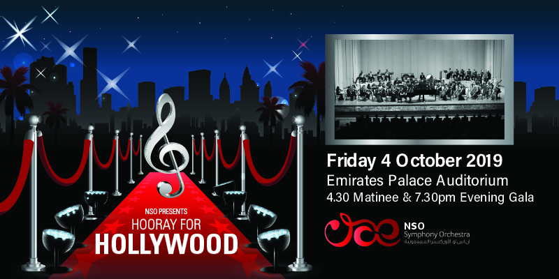 NSO Symphony Orchestra (UAE) presents