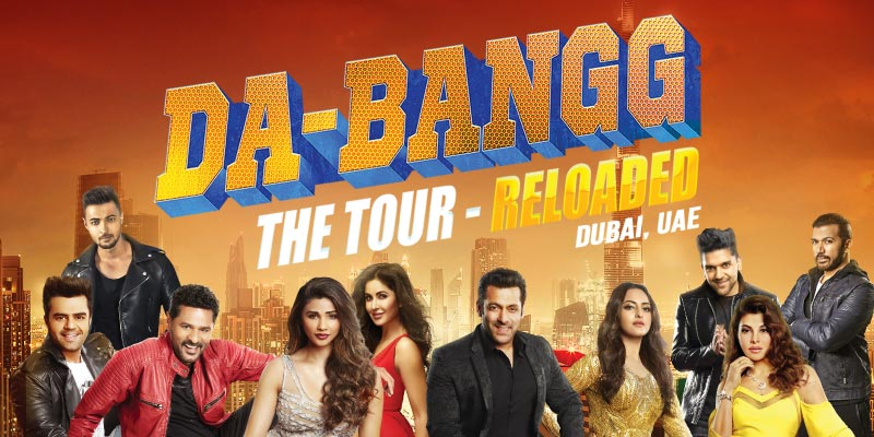 DA-BANGG THE TOUR - RELOADED