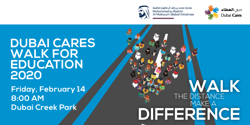 Dubai Cares - Walk for Education 2020